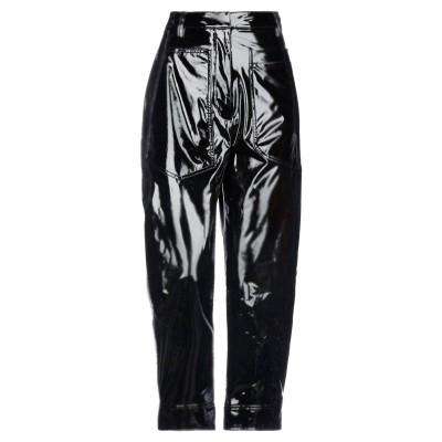 ティビ TIBI パンツ ブラック 4 ポリエステル 60% / ポリウレタン 40% パンツ