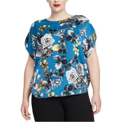 レディース 衣類 トップス Rachel Roy Womens Floral Pullover Blouse ブラウス&シャツ