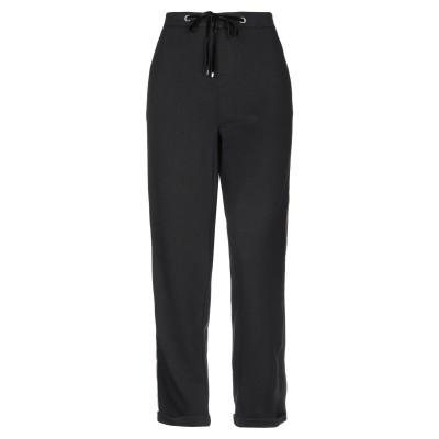 MARELLA SPORT パンツ ブラック XL テンセル 65% / コットン 35% パンツ
