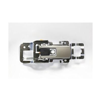 【送料無料】Performance PFM-209394 Satin Silver Right Passenger Side (Front=Rear) Interior Inside Door Handle for Equinox