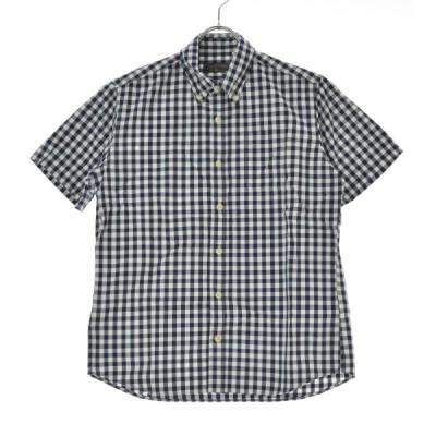 FREAK'S STORE / フリークスストア ギンガムチェック柄ボタンダウン 半袖シャツ