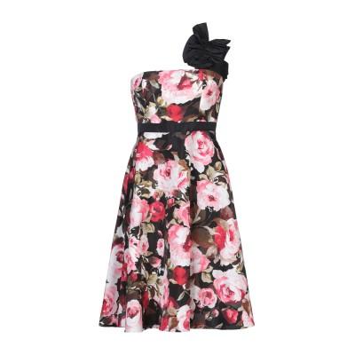 リュー ジョー LIU •JO ミニワンピース&ドレス ブラック 42 ポリエステル 100% ミニワンピース&ドレス
