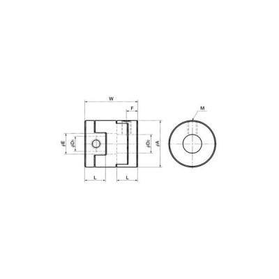 カプリコン MOLシリーズ 鍋屋バイテック(NBK) MOL-16-4-6
