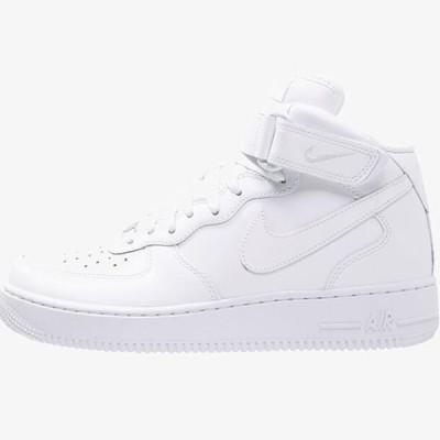 ナイキ メンズ 靴 シューズ AIR FORCE 1 MID '07 - High-top trainers - white