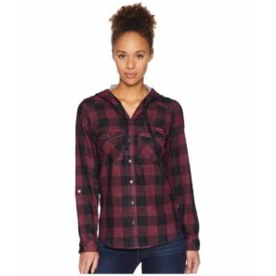 Columbia コロンビア 服 一般 Collegiate Times Two&#8482 Hooded Long Sleeve Shirt