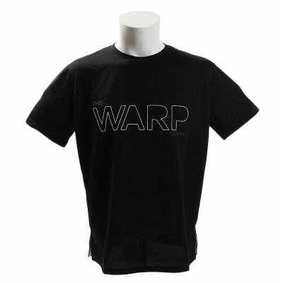 The Warp By EnnerreウェアTシャツ グラフィック半袖 WB37JA18 BLK ブラック