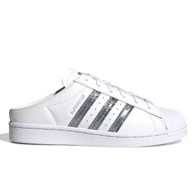 adidas SUPERSTAR MULE W アディダス スーパースター ミュール ウィメンズ FTWR WHITE/SUPPLIER COLOR/SILVER METTALIC fz2260
