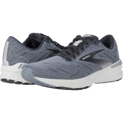 ブルックス Brooks メンズ シューズ・靴 Ravenna 11 Grey/Ebony/White