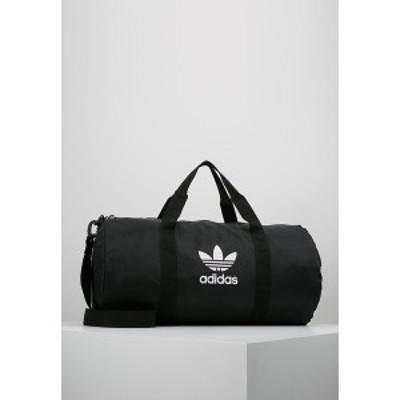 アディダスオリジナルス メンズ ショルダーバッグ バッグ DUFFLE - Sports bag - black black