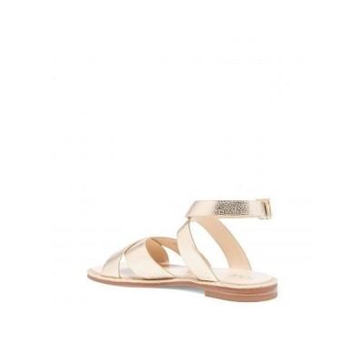 SOLE / SOCIETY レディース 女性用 シューズ 靴 サンダル Saden - Gold