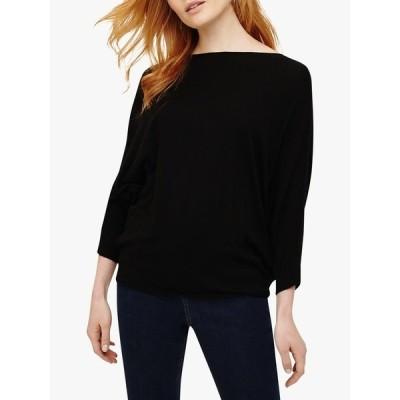 フェイズ・エイト ニット&セーター レディース アウター Phase Eight Becca Knit Top, Black