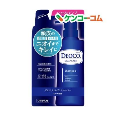 デオコ スカルプケアシャンプー つめかえ用 ( 285ml )/ デオコ