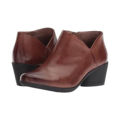 Dansko ダンスコ レディース 女性用 シューズ 靴 ブーツ アンクル ショートブーツ Raina - Chestnut Burnished Calf