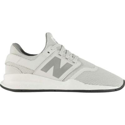 ニューバランス New Balance レディース スニーカー シューズ・靴 247 V2 Trainers Off White