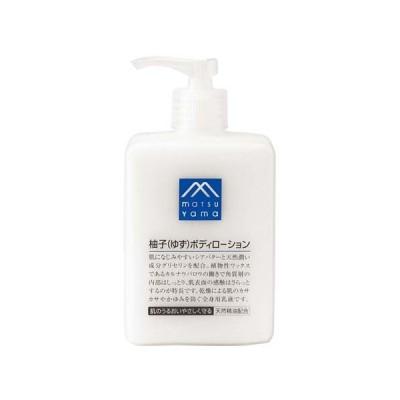 松山油脂 柚子ボディローション 300mL│ボディケア ボディクリーム・ローション 東急ハンズ