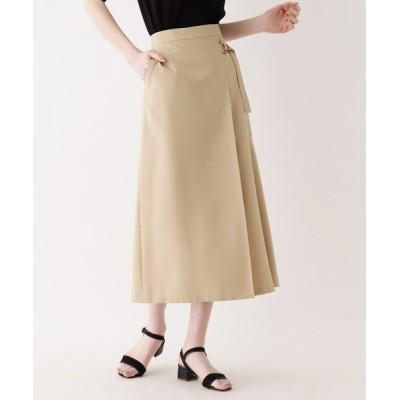 SOUP / サイドベルトミモレスカート WOMEN スカート > スカート