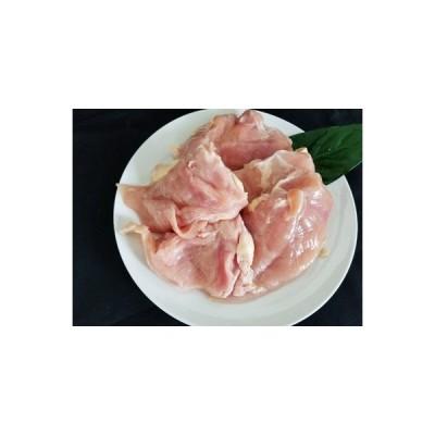 吉富町 ふるさと納税 【さとふる限定】はかた地どり むね肉(約1kg)