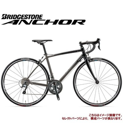 (選べる特典付)ロードバイク 2020 ANCHOR アンカー RL6 TIAGRA MODEL ストーングレー ティアグラ仕様 20段変速 700C アルミ (セレクトパーツ対象モデル)