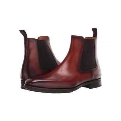 Magnanni マグナーニ メンズ 男性用 シューズ 靴 ブーツ チェルシーブーツ Riley - Cognac 1