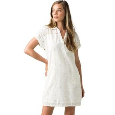 プラーナ レディース ワンピース トップス Ladyland Dress - Women's Soft White