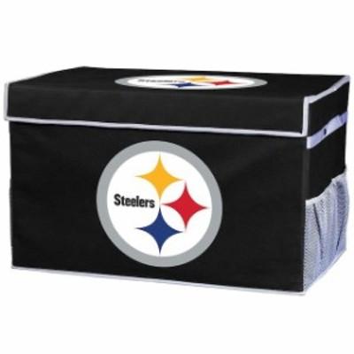 Franklin Sports フランクリン スポーツ スポーツ用品  Franklin Sports Pittsburgh Steelers Large Footlocker