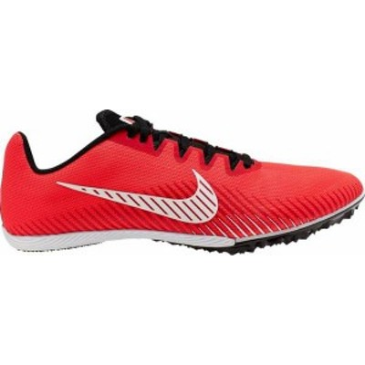 ナイキ レディース スニーカー シューズ Nike Zoom Rival M 9 Track and Field Shoes Red/Black