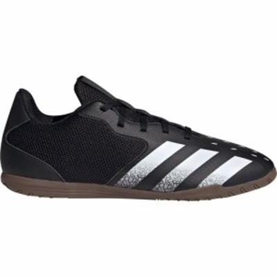 アディダス adidas メンズ サッカー シューズ・靴 Predator Freak .4 Sala Indoor Soccer Shoes Black/White
