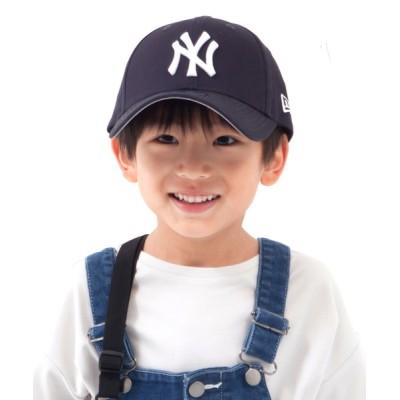 帽子屋ONSPOTZ / ニューエラ キッズ キャップ スナップバック 9FORTY BASIC GAME MLB NEW ERA YOUTH KIDS 帽子 > キャップ