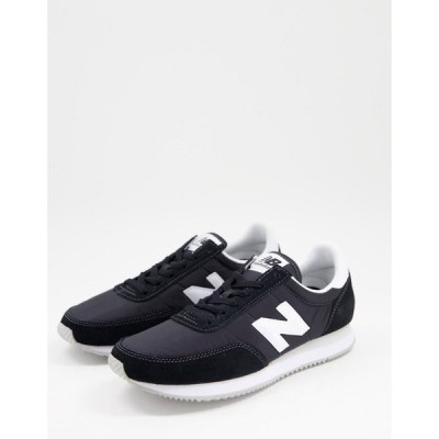 ニューバランス New Balance メンズ スニーカー シューズ・靴 720 Trainers In Black ブラック