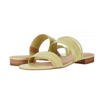Madewell レディース 女性用 シューズ 靴 サンダル Meg Slide Sandal - Pale Lemongrass