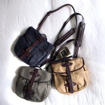 FILSON フィルソン ショルダーバッグ SMALL FIELD BAG/3カラー