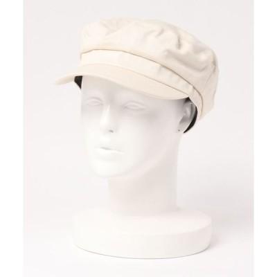 帽子 キャップ ツイルマリンキャスケット *
