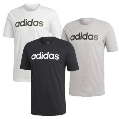 【P10倍+お得クーポン】アディダス adidas メンズ CORE リニア Tシャツ 半袖 FSG79