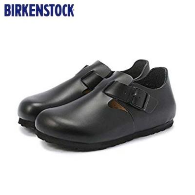 ビルケンシュトック BIRKENSTOCK LONDON(ロンドン)ユニセックス GS 1004303(スムースレザー/ブラック)
