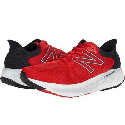 ニューバランス Fresh Foam 1080v11 メンズ スニーカー 靴 シューズ Velocity Red/Team Red