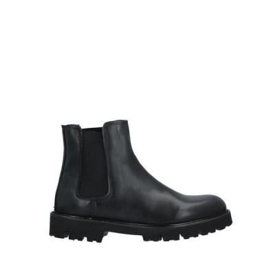 BOTTEGA MARCHIGIANA メンズ ショートブーツ 靴 ブラック