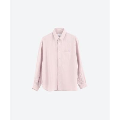 <TEEE(Women)/ティー> コットンライトダブルクロスシャツ ピンク(52)【三越伊勢丹/公式】