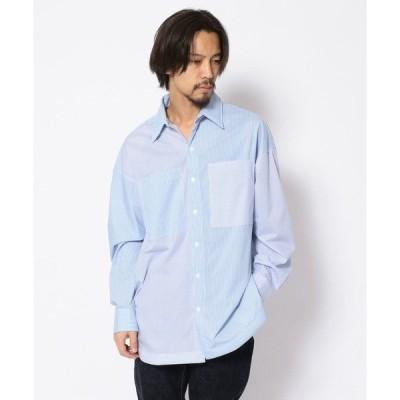 シャツ ブラウス FR(13)NDS /フレンズ /中綿シャツ