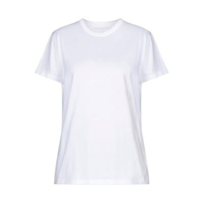 マジェスティック MAJESTIC FILATURES T シャツ ホワイト XXL コットン 100% T シャツ