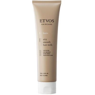 ETVOS エトヴォス エアリースムースヘアミルク ローズブロッサムの香り