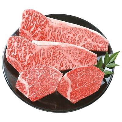 ◇〈国産黒毛和牛〉ヒレ・サーロインステーキ用-CKT15[コ]meat【YHO】_Y190625100103