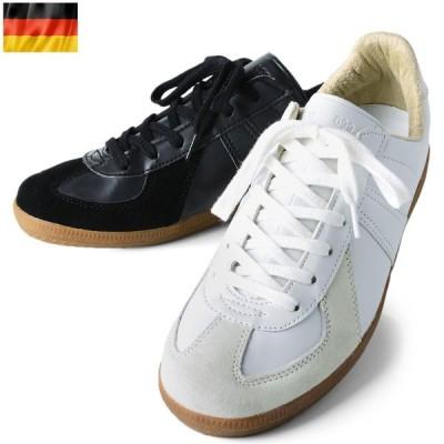 新品 復刻 ドイツ軍 BW ジャーマントレーナー トレーニングシューズ スニーカー メンズ スニーカー 靴 ミリタリーシューズ【Zo】
