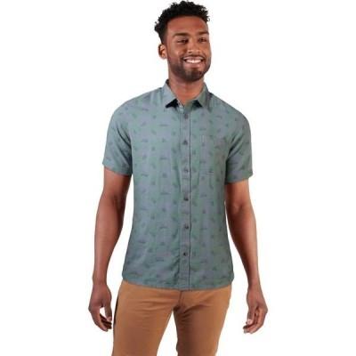マウンテンカーキス メンズ シャツ トップス Camper Short-Sleeve Shirt