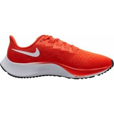 ナイキ メンズ スニーカー シューズ Nike Men's Air Zoom Pegasus 37 Running Shoes Team Orange/White/Black