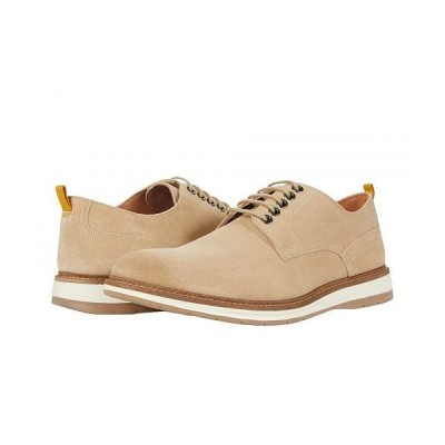 Clarks クラークス メンズ 男性用 シューズ 靴 オックスフォード 紳士靴 通勤靴 Chantry Walk - Taupe Suede