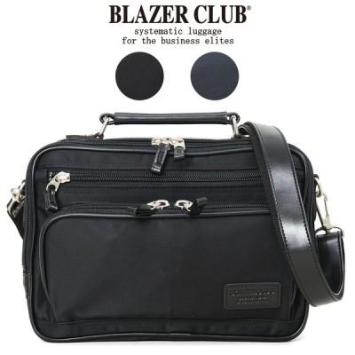 ショルダーバッグ メンズ 軽量 ブランド 日本製 BLAZERCLUB ブレザークラブ ナイロンショルダー 斜めがけバッグ メンズショルダーバッグ
