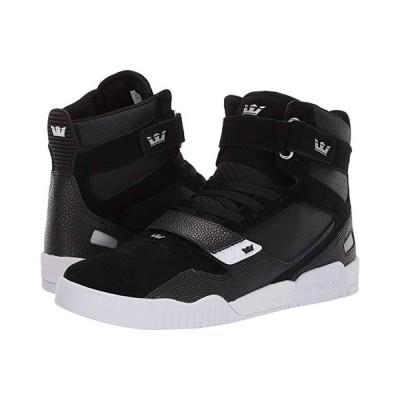 スープラ Breaker メンズ スニーカー 靴 シューズ Black/Light Grey/White