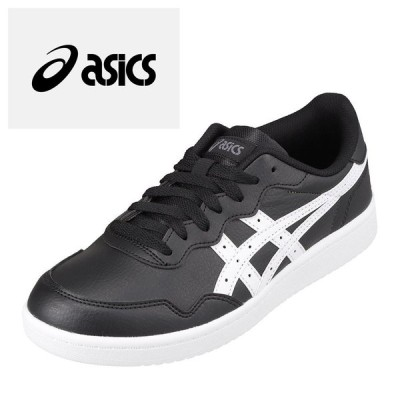 アシックス asics 1023A052.001 M メンズ | スニーカー | 大きいサイズ対応 | 幅広 4E | ブラック×ホワイト
