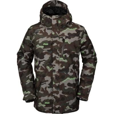 ボルコム Volcom メンズ スキー・スノーボード ジャケット アウター l gore-tex snowboard jacket Army Camo