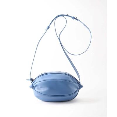 レディース ノーブル 【HEREU】 Boya ショルダーバッグ ブルー A フリー